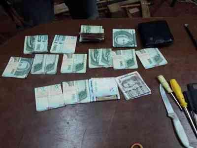 Resultado de imagen para Requisan drogas, armas y G. 12 millones en Tacumbú
