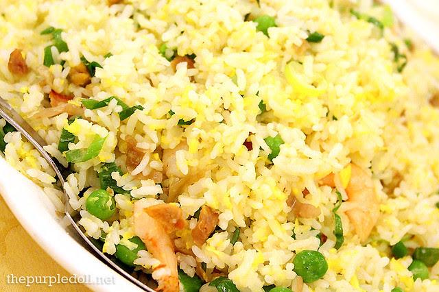 Yang Chow Fried Rice P210