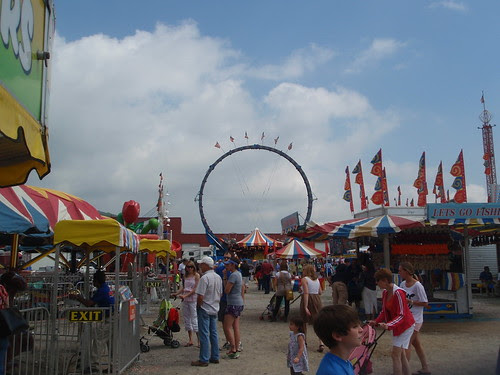 festival midway