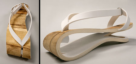 Wooden Sandals
