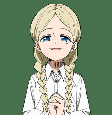 Yakusoku No Neverland Anna