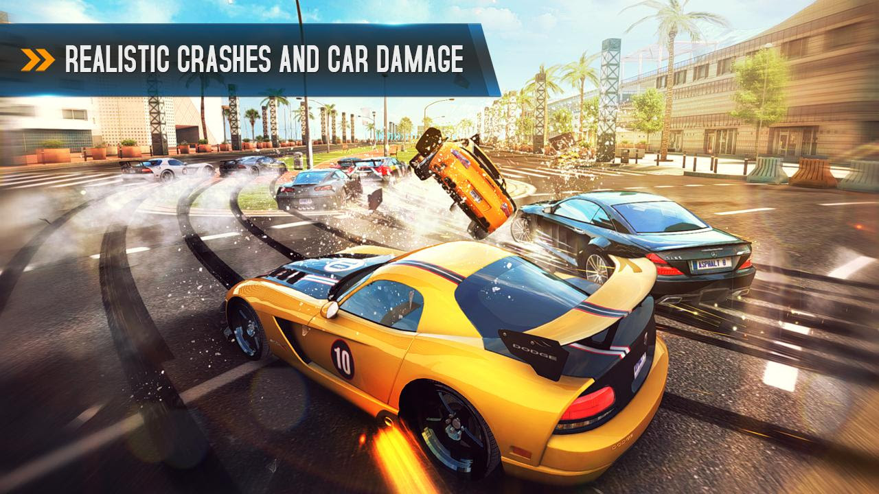 Asphalt 8 Airborne 1.6.0 MOD APK + DATA (Unlimited Money / Stars) http://jembersantri.blogspot.com