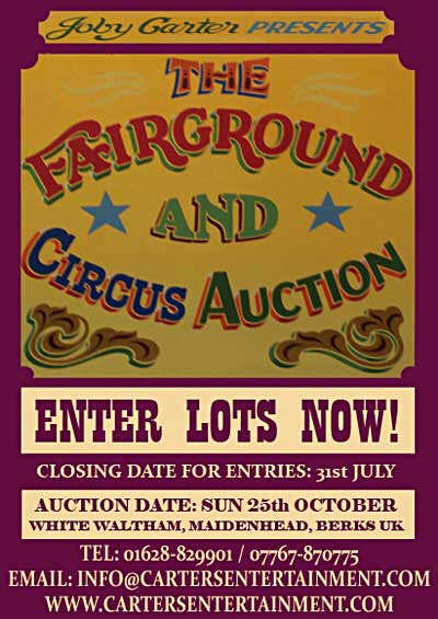 Fairground & Circus Auction