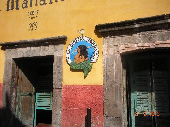 Fotos de La Sirena Gorda, San Miguel de Allende