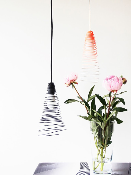 shade DIY monsterscircus 768x1024 1 DIY project: Wire lamp shade