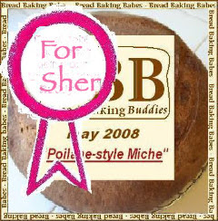 """""""For Sher"""" Badge"""