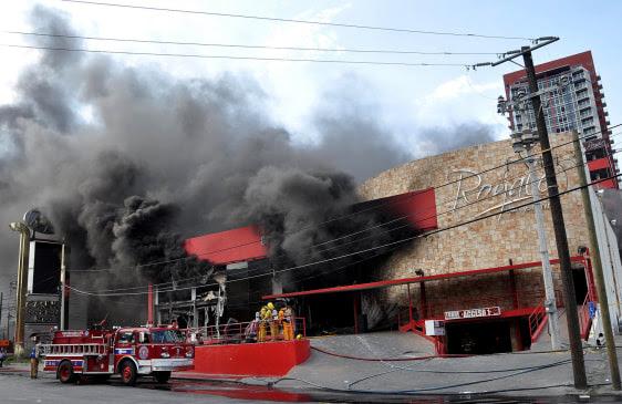 Mexico Leader Slams Us After Casino Massacre World News Americas