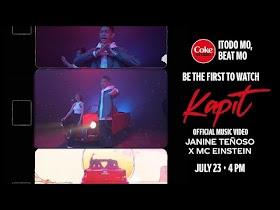 Kapit by Janine Teñoso x MC Einstein [Official Music Video]