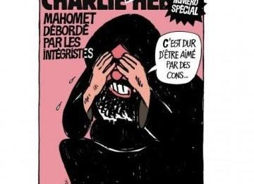 Astagfirullah..Majalah Prancis Olok-Olok Islam, Pasang Rasulullah SAW sebagai 'Pemred'