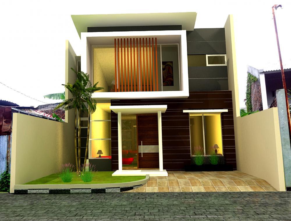 model desain rumah minimalis sederhana  unik Desain  Rumah