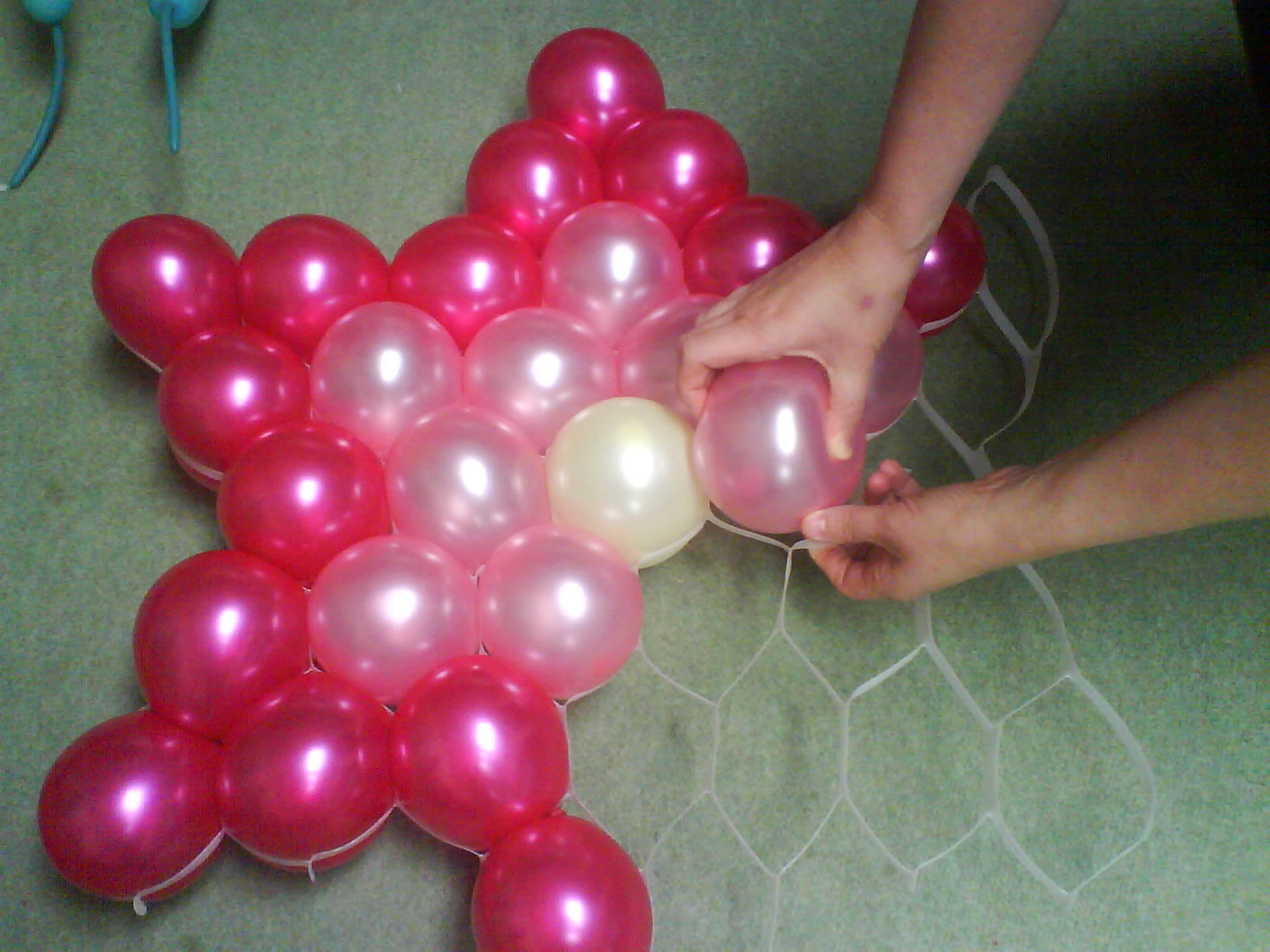 Inflated Ideas offer NABAS approved Balloon Decoration Training ...