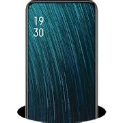 theme  oppo  ax iconpack hd wallpaper apps