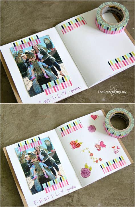 memory scrapbook making  mini scrapbook  kids