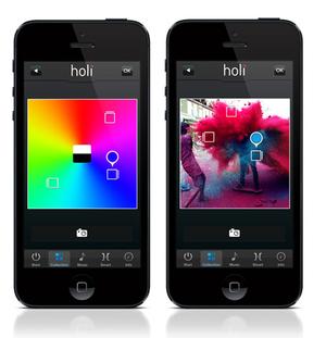 aplicativo Holi
