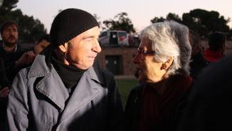 Llach i Casals, en l'homenatge a Lluís Companys el mes d'octubre (ACN)