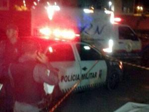 Mulher foi morta na zona Sul de Natal (Foto: Francisco Câmara/Arquivo pessoal)