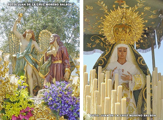 Krisztus bevonulása Úbedába, 2007, Úbeda, Spanyolország