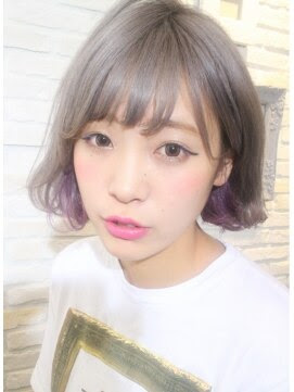 【ショートヘア】いつも同じじゃつまらない! おすすめスタイル  - ショートヘア カラーアレンジ