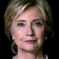 Hillary Clinton headshot photo