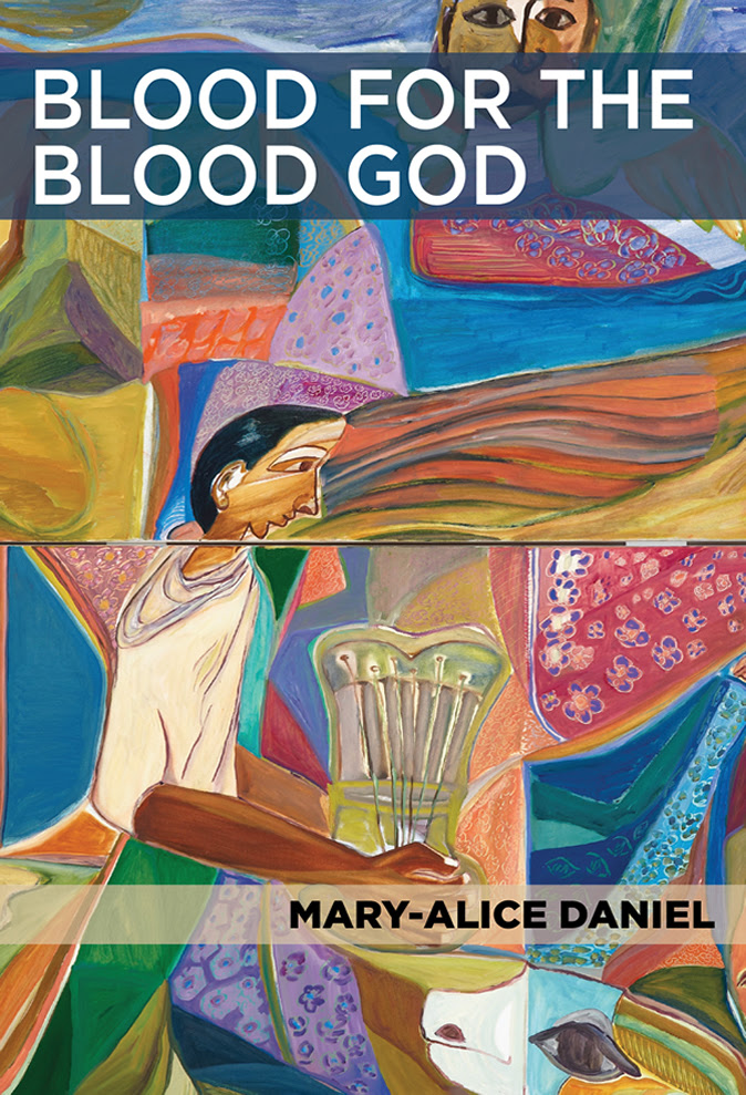 <h3> Blood For the Blood God   Mary-Alice Daniel </h3>