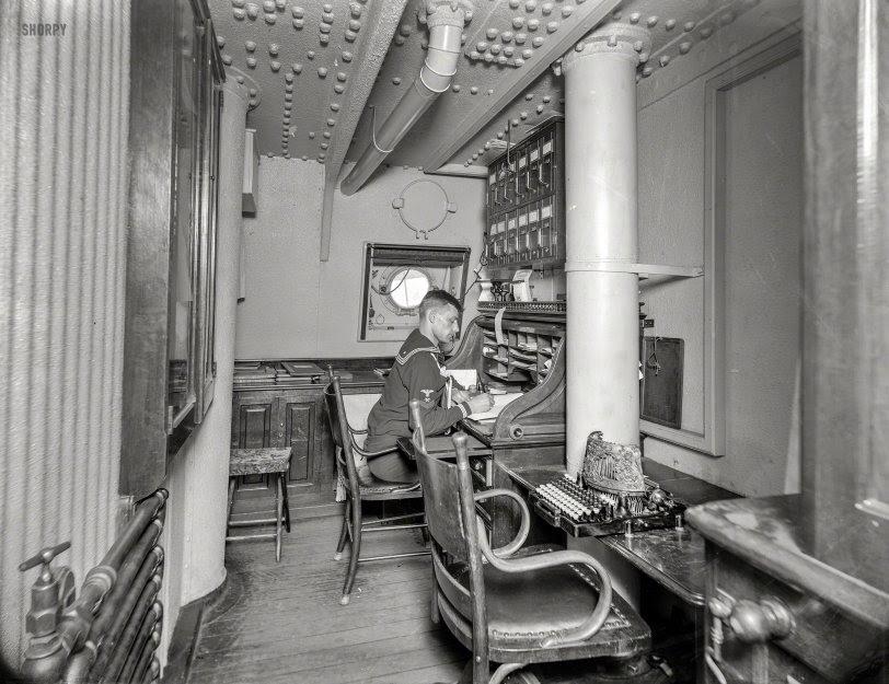 Shipshape: 1897