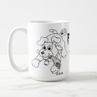 Fetch Boy mug