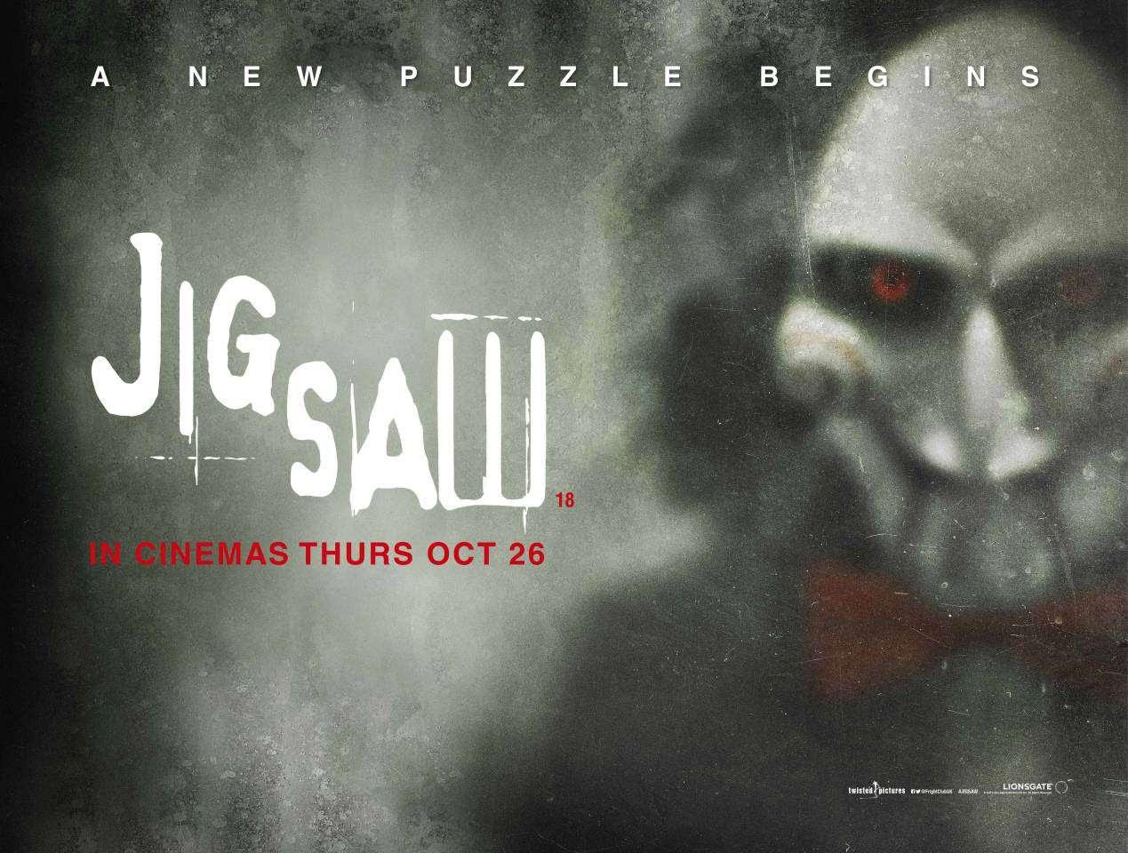 Saw: Legacy (Jigsaw) Quad Poster Πόστερ