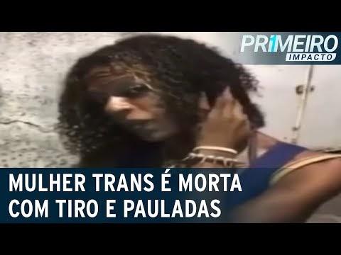Mulher trans é morta com tiro na cabeça e pauladas