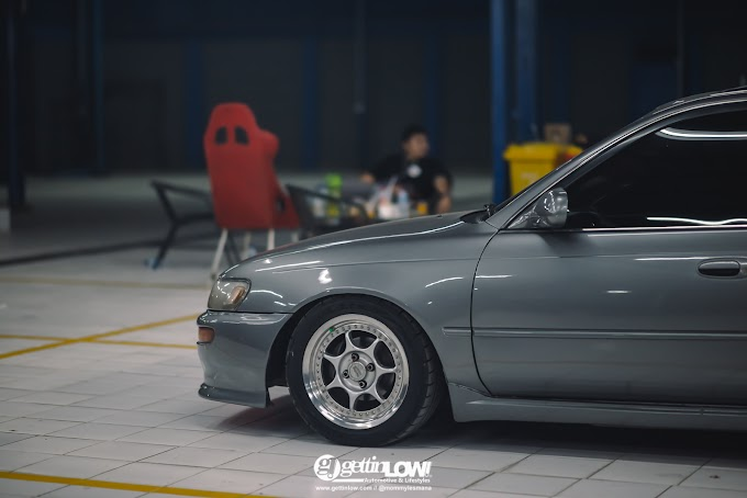 Nanda Fierdian // 1993 Toyota Great Corolla (AE101) oleh - toyotafortuner.live