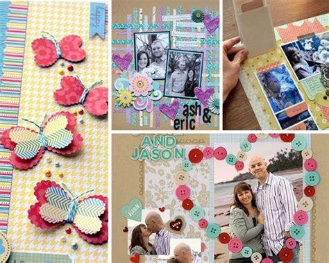 scrapbook craft ideas pictures   images