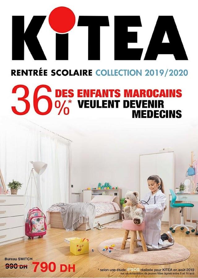 Catalogue KITEA Rentrée Scolaire Octobre 2019