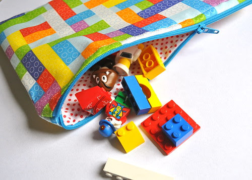 Bricks sewing
