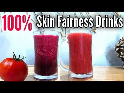 Acne Spots, Brown Spots & Pigmentation Removal Drink, Get Fair Skin