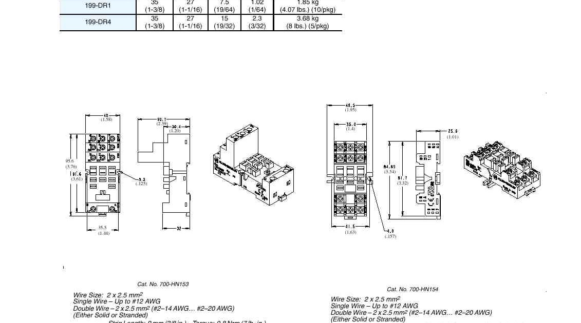 30 Luxury Allen Bradley 700 Relay Wiring Diagram