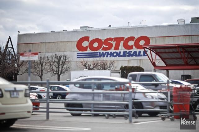 Costco Wholesale fait partie du regroupement de huit... (PHOTO ANDRÉ PICHETTE, LA PRESSE)