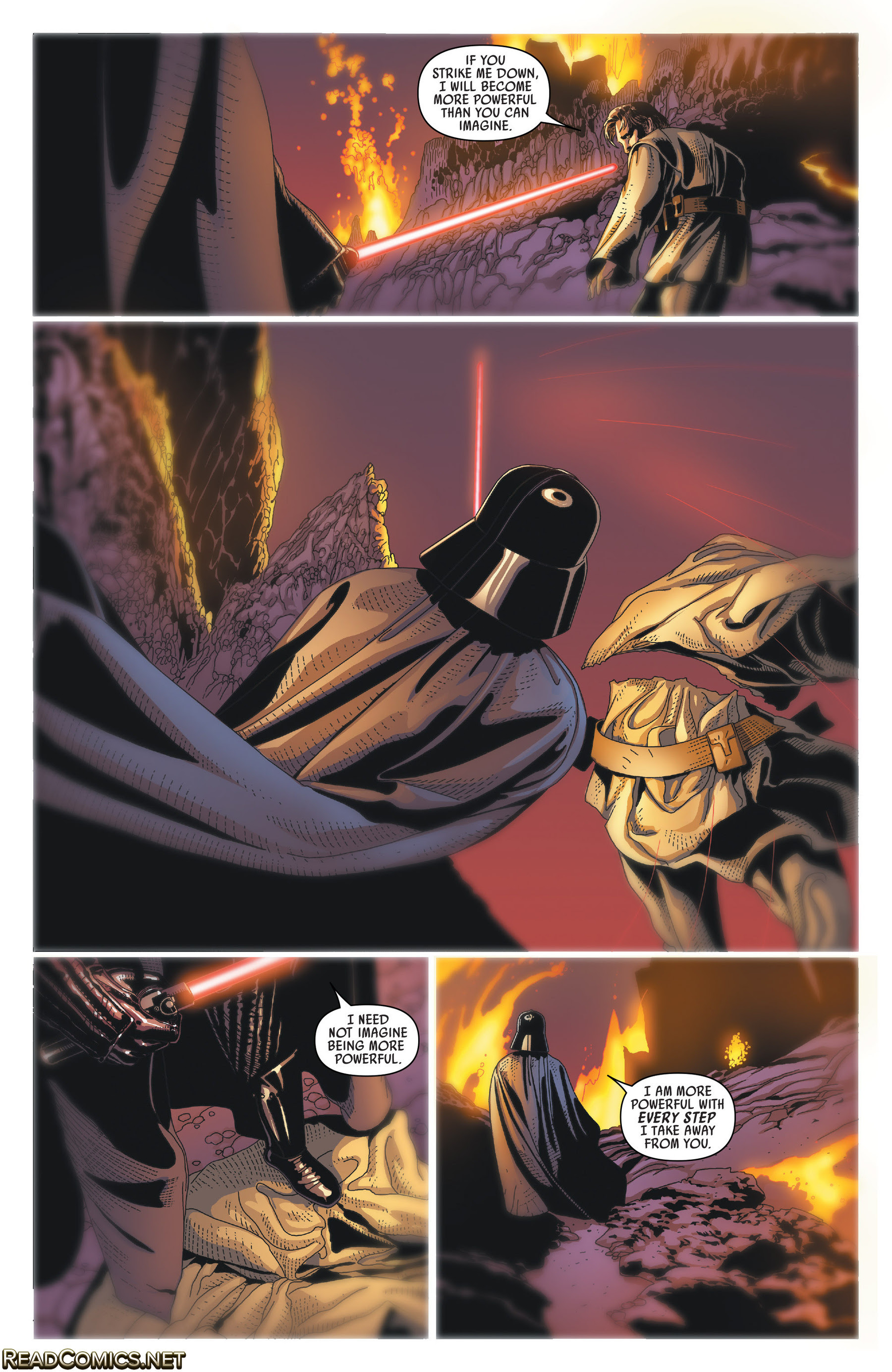 Darth Vader #24 Review | Anakin and His Angel