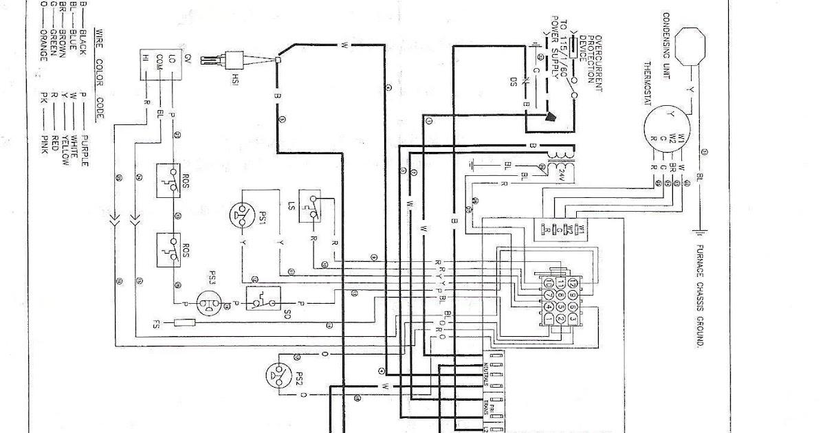 bryant ga heater wiring diagram