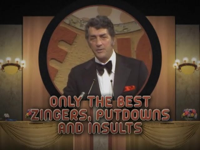Video dean martin celebrity roasts