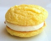 Lovable Lemon Sugar Cookie-Wiches -1/2 Dozen