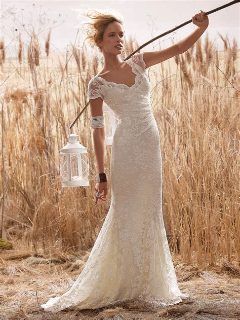 Wedding Gowns From Olvi's   Rustic Wedding Chic