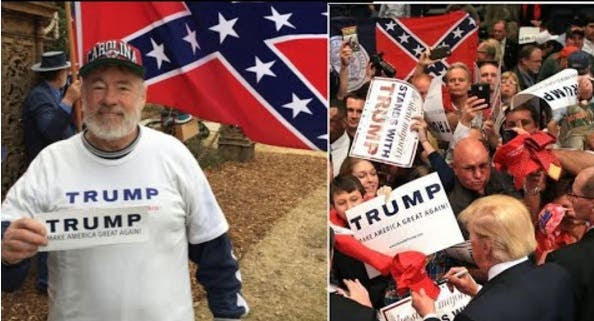 Image result for the trump supporter