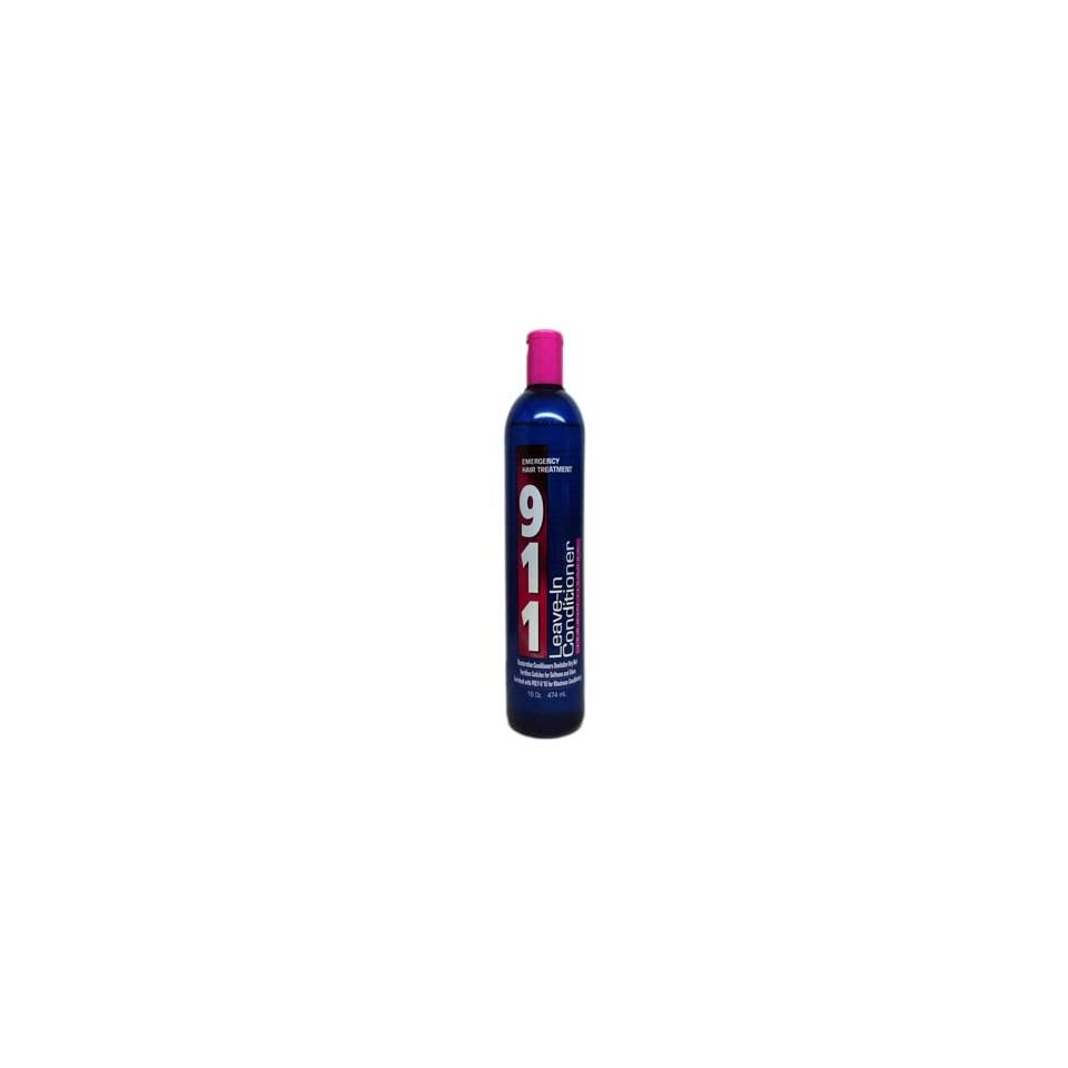 911 Emergency Hair Treatment Leave in Conditioner Original Formula on PopScreen
