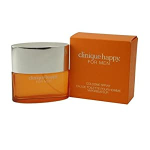 best price perfume: Happy By Clinique For Men. Cologne Spray 3.4
