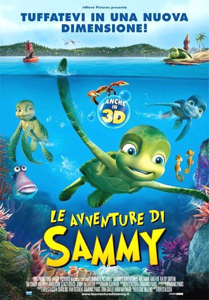 Locandina Le avventure di Sammy: Il passaggio segreto