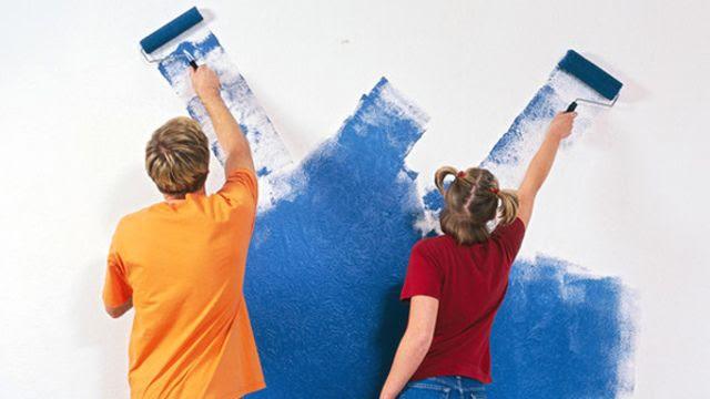 Peinture Cinq Effets Pour Rompre La Monotonie Côté Maison