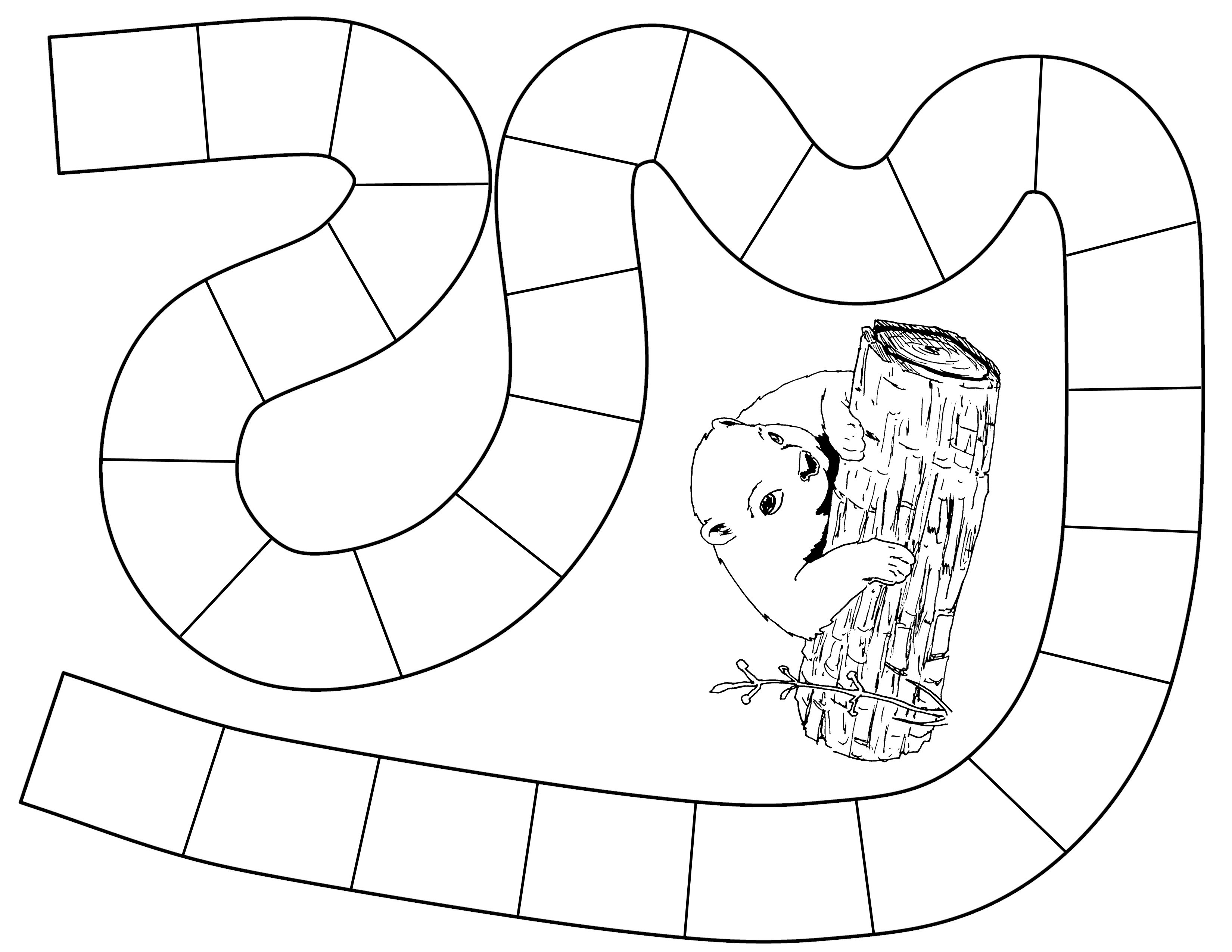 Board Game Coloring Pages at GetColorings.com | Free ...