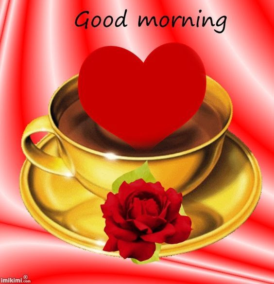 Good Morning Coffee Hearts Pictures Photos And Images For Facebook