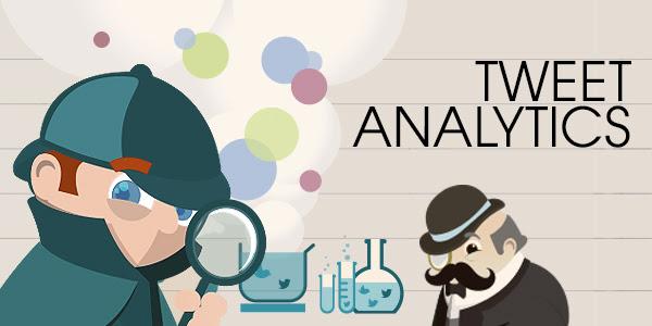 Analítica de tweets