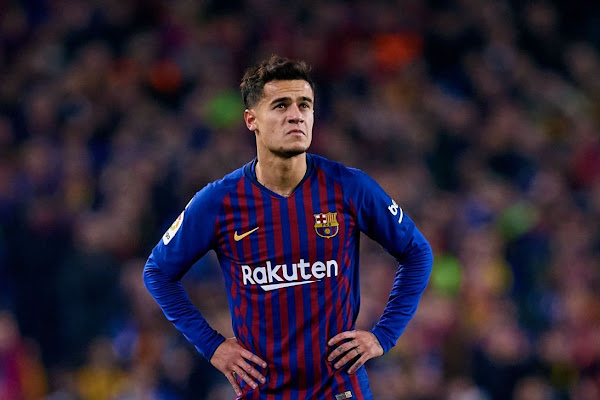 c73f4e0831b Is the Philippe Coutinho era nearing an end at Barcelona  What happened to  the  170 million man