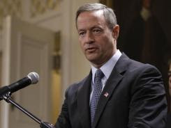 """""""We're all searching for common ground"""" on this evolving issue, Maryland Gov. Martin O'Malley said."""